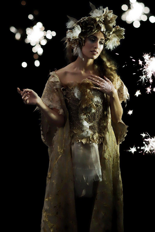 Franck Sorbier Haute Couture Spring Summer 2021 by RUNWAY MAGAZINE. Photo ©Amaury Voslion