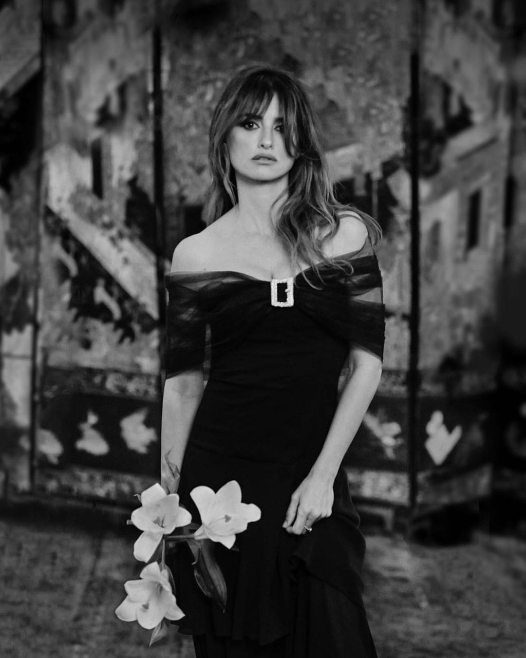 Penélope Cruz for Chanel Haute Couture Spring Summer 2021 by RUNWAY MAGAZINE