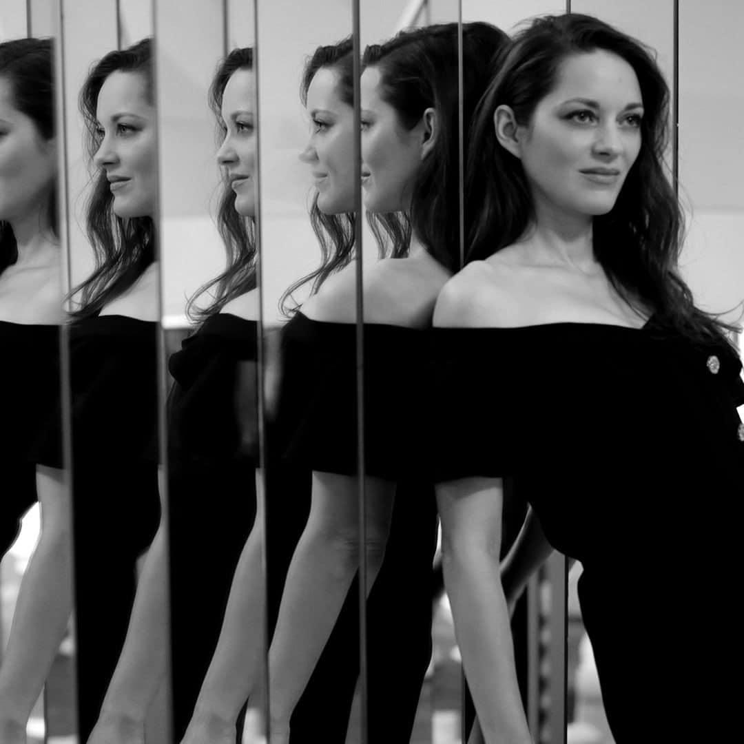 Marion Cotillard for Chanel Haute Couture Spring Summer 2021 by RUNWAY MAGAZINE