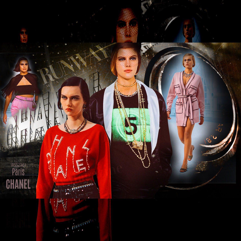 Chanel Spring Summer 2021 Paris by RUNWAY MAGAZINE