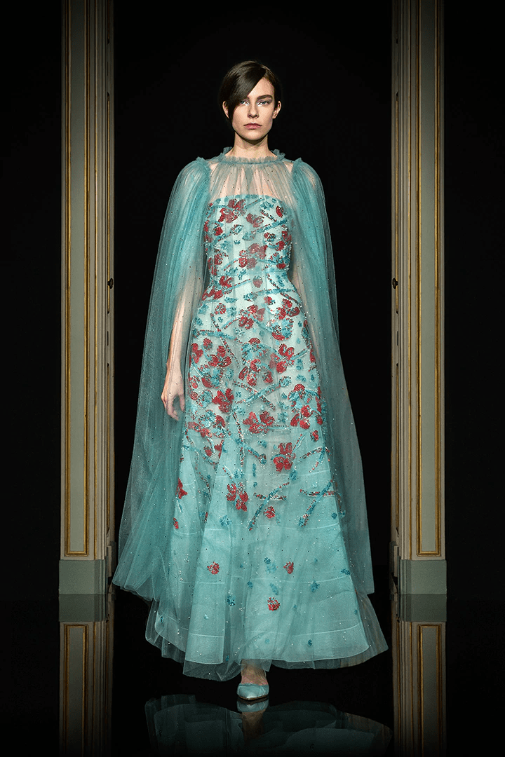Giorgio Armani Privé Couture Spring Summer 2021 by RUNWAY MAGAZINE