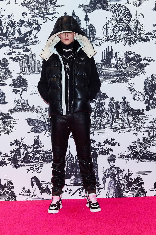 Philipp Plein Fall Winter 2021-2022 by RUNWAY MAGAZINE