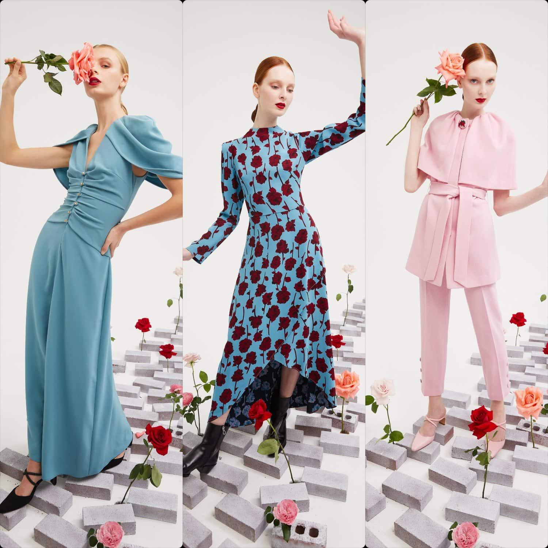 Lela Rose Fall-Winter 2021-2022 New York by RUNWAY MAGAZINE