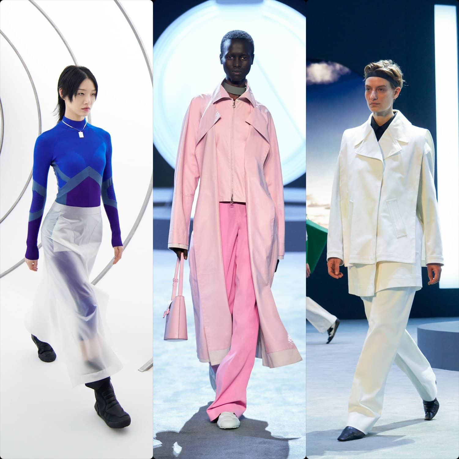 Salvatore Ferragamo Fall Winter 2021-2022 Milan by RUNWAY MAGAZINE