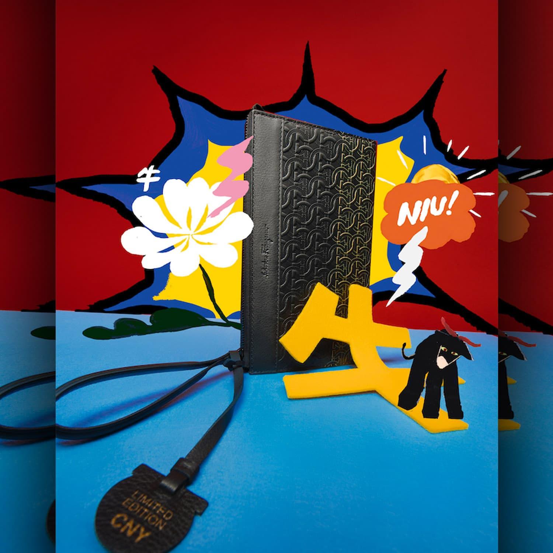 Salvatore Ferragamo by Charlotte Mei Chinese New Year - RUNWAY MAGAZINE