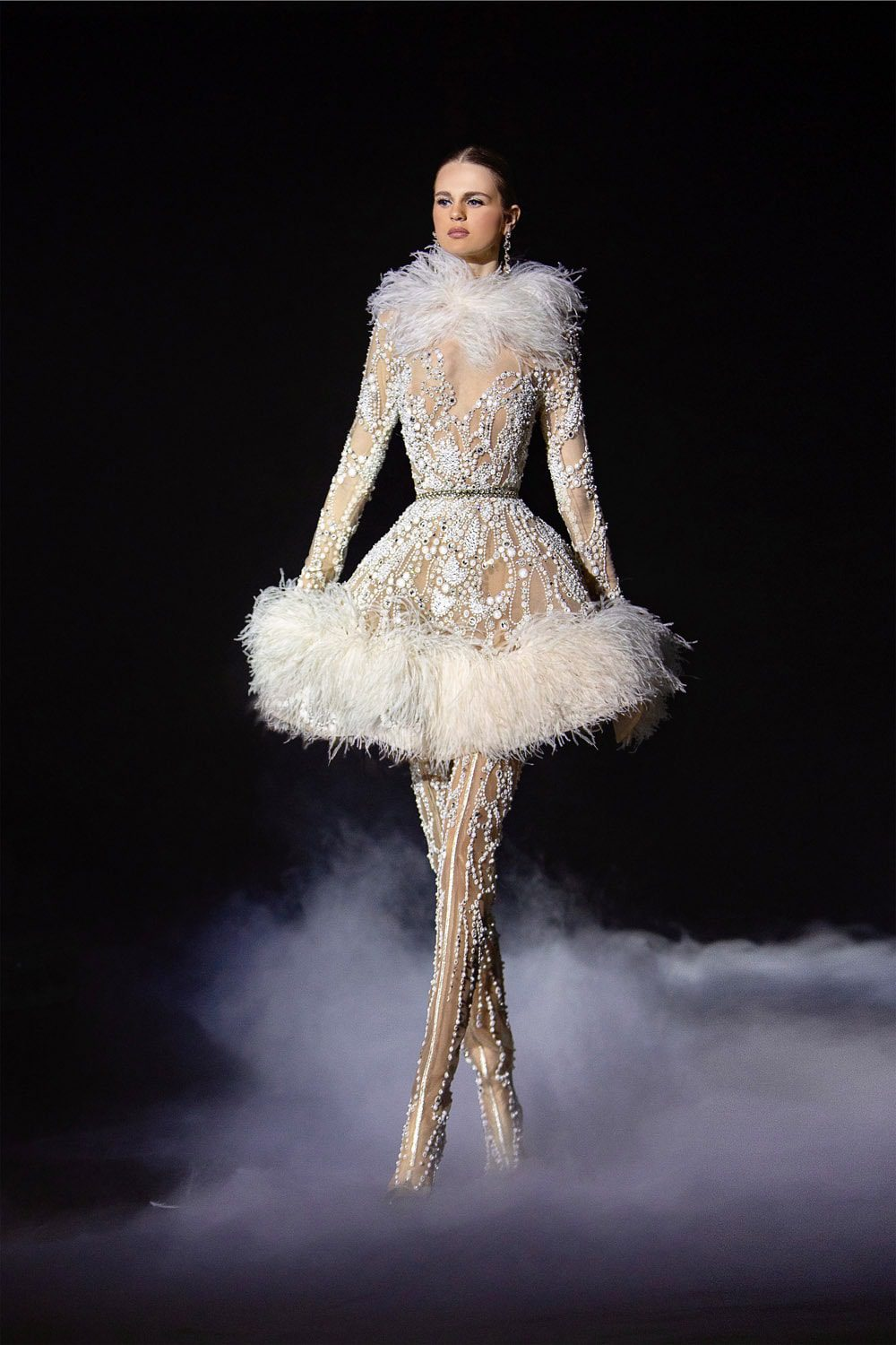Elie Saab Haute Couture Spring Summer 2021 by RUNWAY MAGAZINE