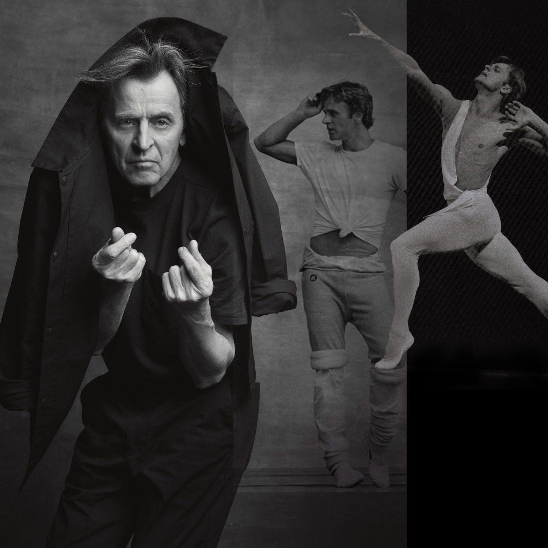 """Mikhail Baryshnikov for GAP """"GENERATION GOOD"""" Spring Summer 2021 by RUNWAY MAGAZINE"""