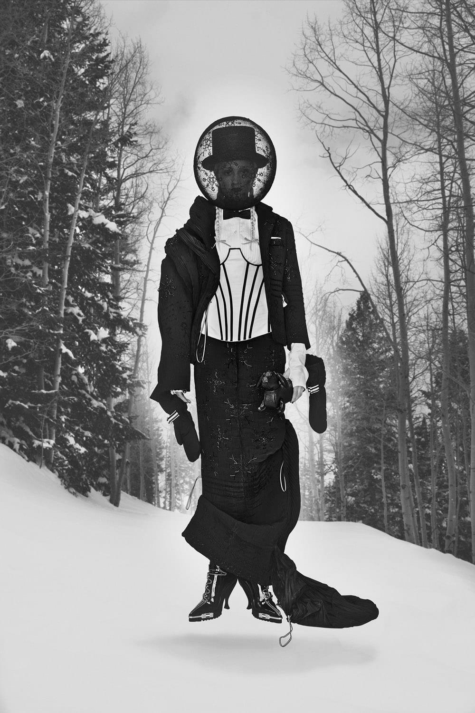 Thom Browne Fall Winter 2021-2022 Paris by RUNWAY MAGAZINE