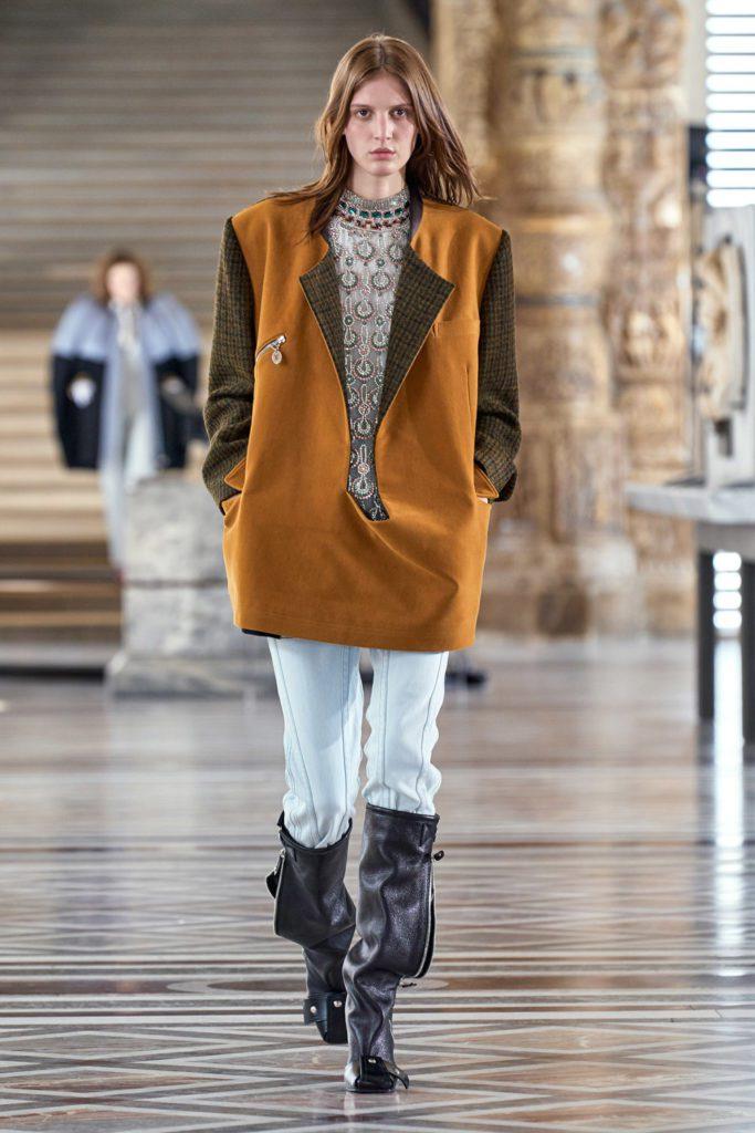 Louis Vuitton Outono Inverno 2021-2022 por RUNWAY MAGAZINE