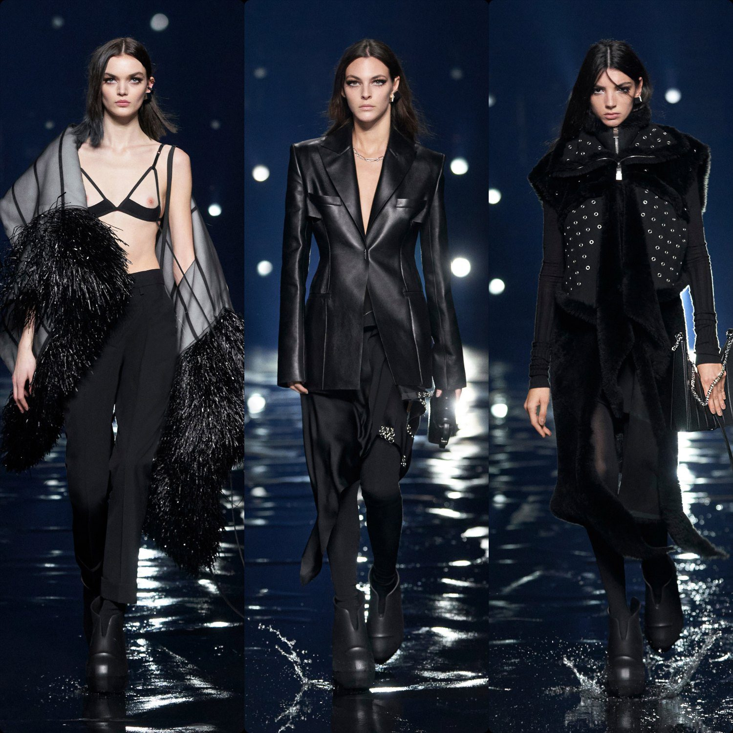 Givenchy Fall Winter 2021-2022 Paris by RUNWAY MAGAZINE