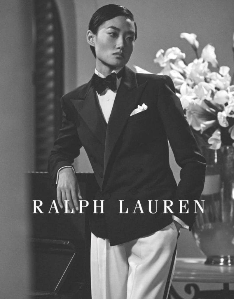 Ralph Lauren Spring 2021 campaign by RUNWAY MAGAZINE