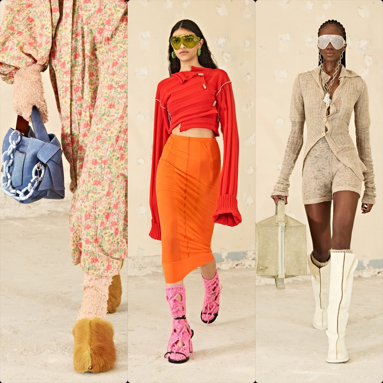 Acne Studios Fall Winter 2021-2022 Paris by RUNWAY MAGAZINE