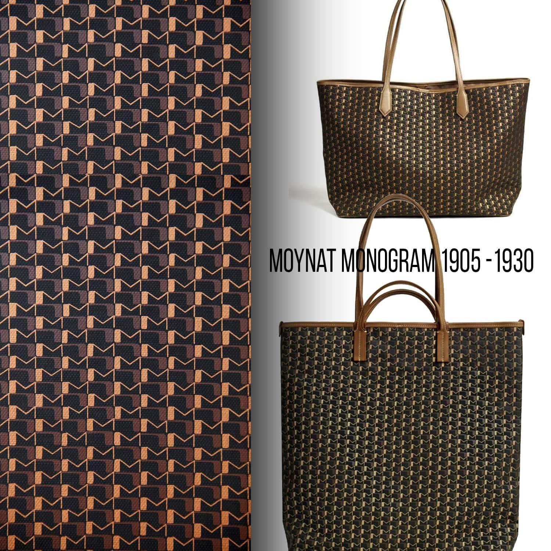 Moynat Monogram history by RUNWAY MAGAZINE