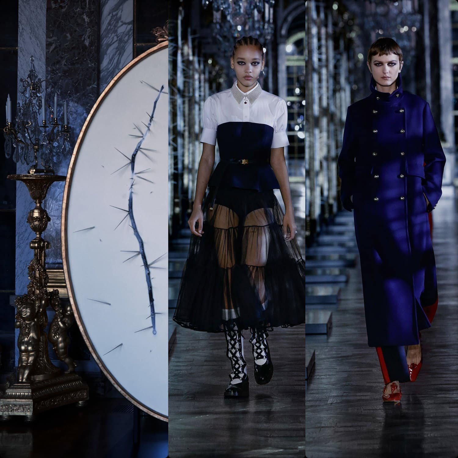 Dior Fall 2021-2022 by RUNWAY MAGAZINE