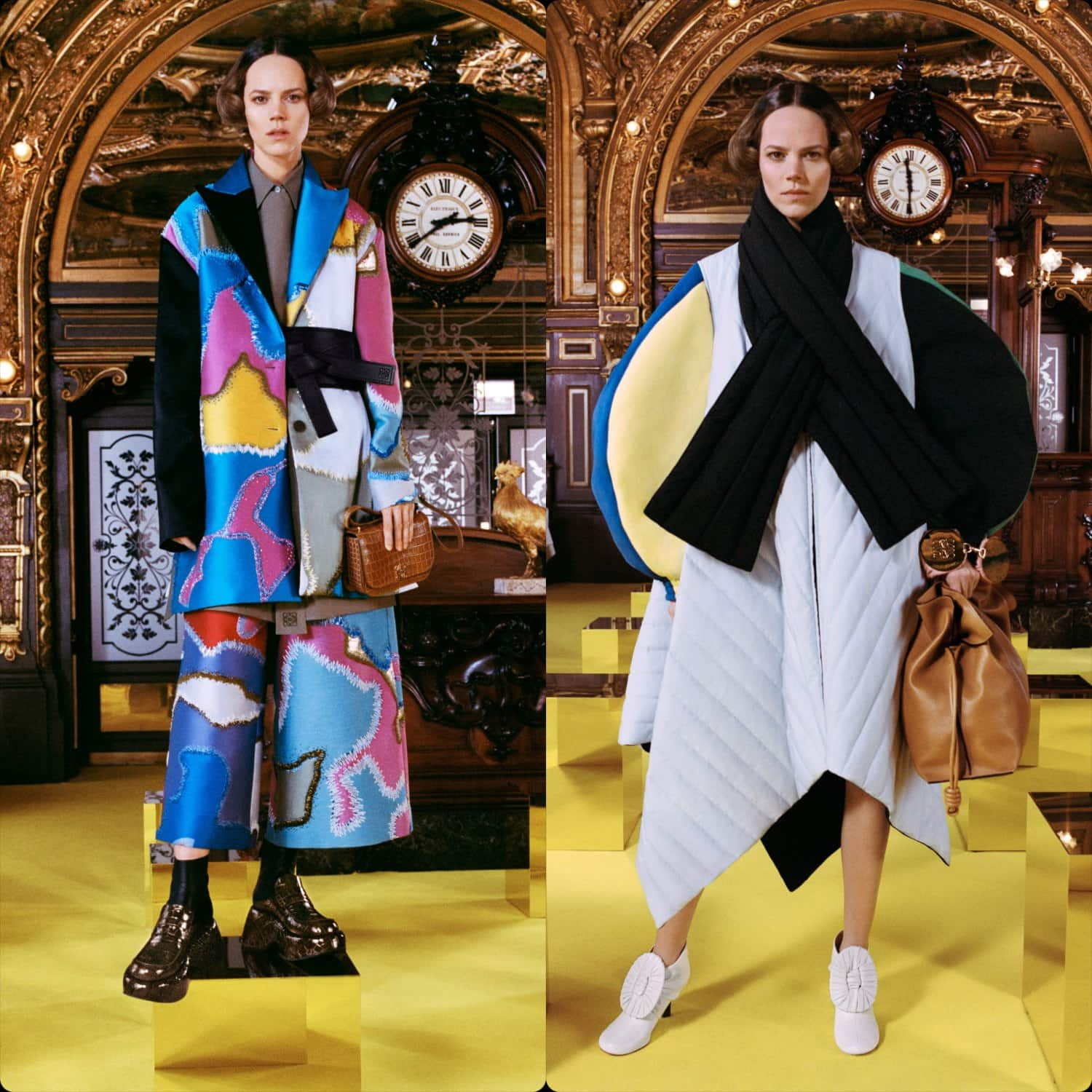 Loewe Fall Winter 2021-2022 Paris by RUNWAY MAGAZINE