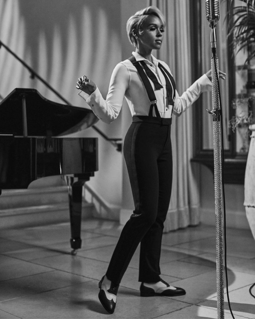 Ralph Lauren Spring 2021 campaign by RUNWAY MAGAZINE. All or Nothing at All - Janelle Monáe LIVE concert