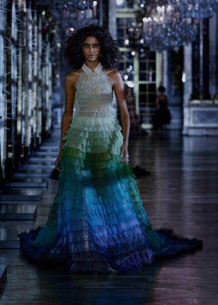 Dior Fall 2021-2022 by RUNWAY MAGAZINE