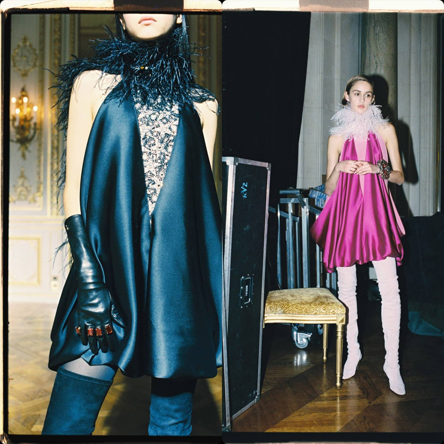Lanvin Fall Winter 2021-2022 Paris by RUNWAY MAGAZINE