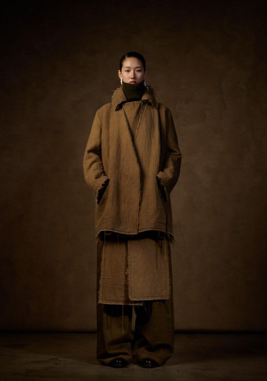 Uma Wang Fall Winter 2021-2022 Paris by RUNWAY MAGAZINE