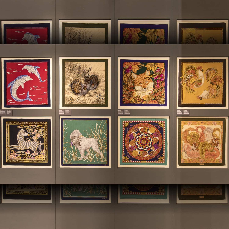 Salvatore Ferragamo mostra SETA di RUNWAY MAGAZINE
