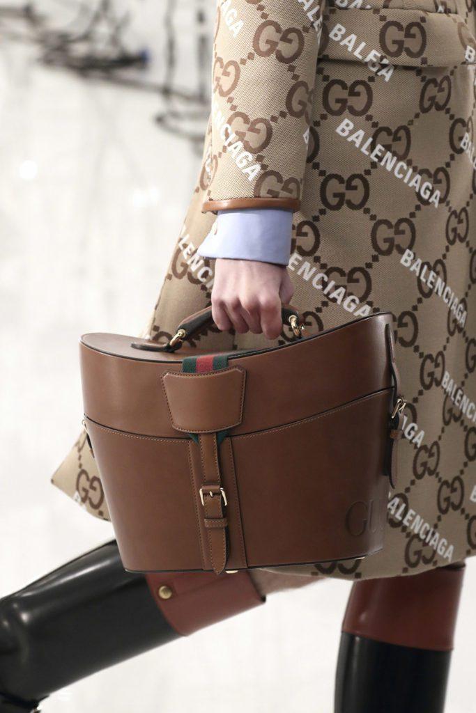 Gucci x Balenciaga 100 years Anniversary - Fall 2021-2022 by RUNWAY MAGAZINE