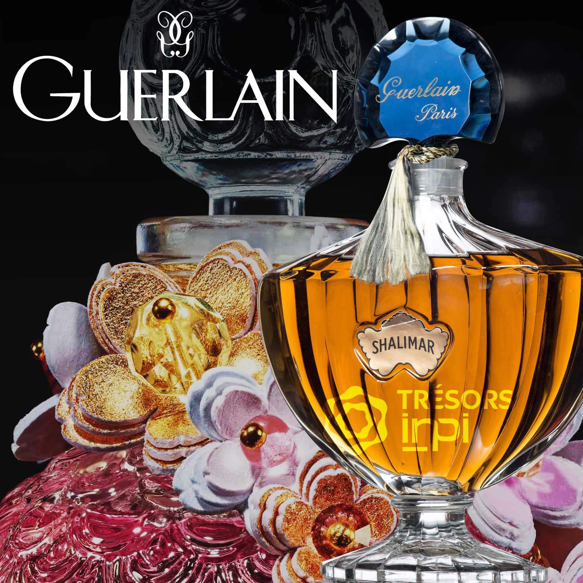 Perfume Guerlain - Tresors INPI by RUNWAY MAGAZINE