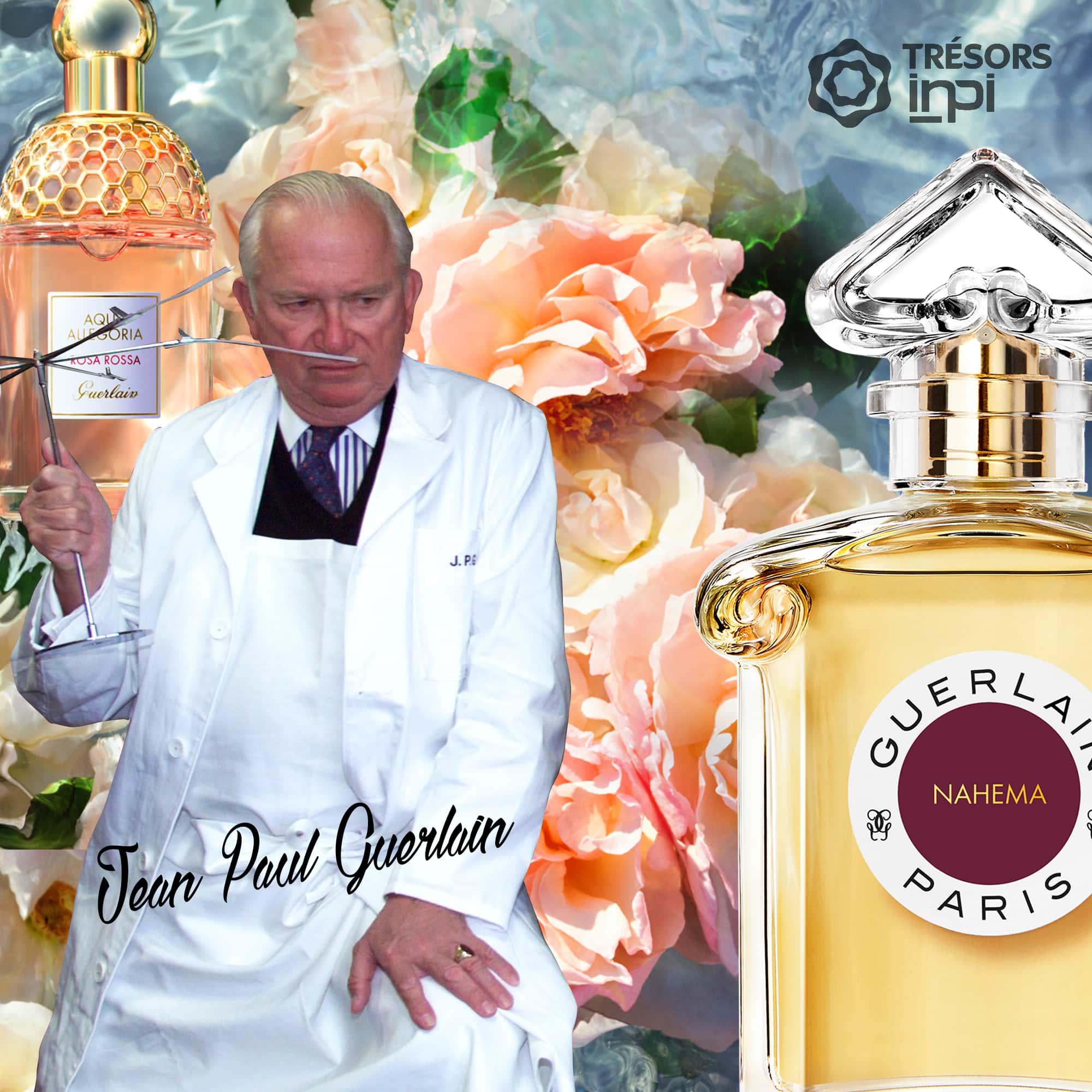Perfumes Jean Paul Guerlain - Tresors INPI by RUNWAY MAGAZINE