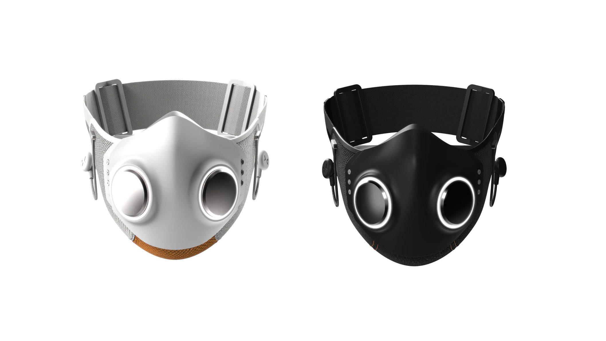 XUPERMASK by Will.i.am - technology Honeywell - design Jose Fernandez