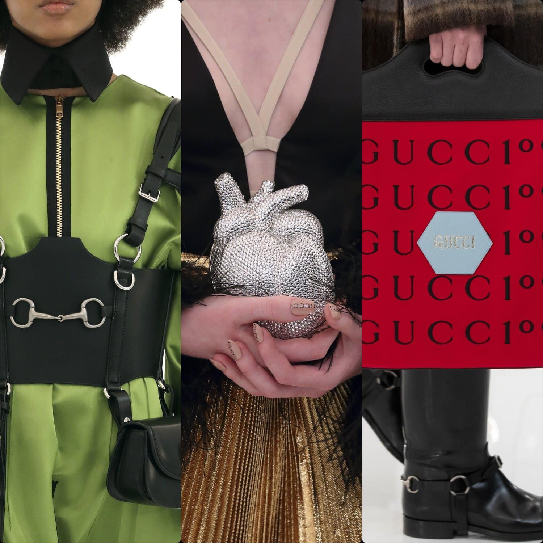 Gucci 100 years Anniversary - Fall 2021-2022 by RUNWAY MAGAZINE