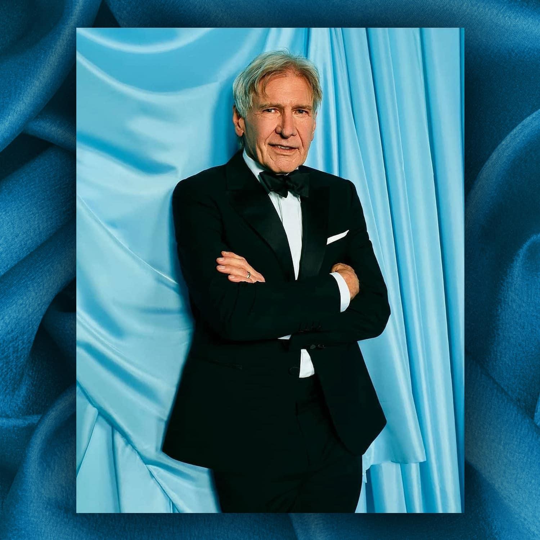 Harrison Ford agli Oscar 2021 di RUNWAY MAGAZINE