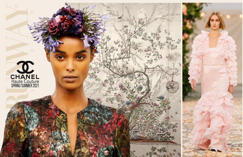 Chanel Haute Couture Primavera Verano 2021 de RUNWAY REVISTA