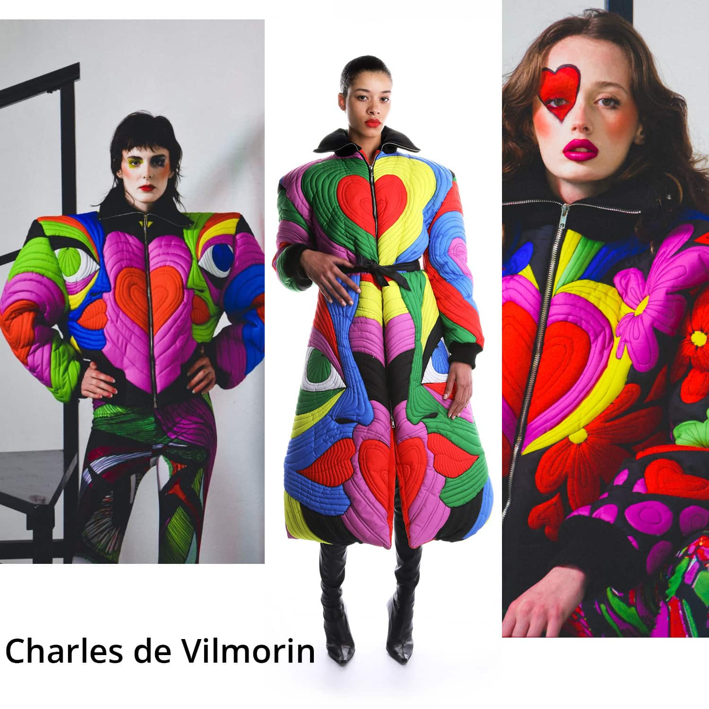 Charles de Vilmorin - Premio LVMH 2021 di RUNWAY MAGAZINE