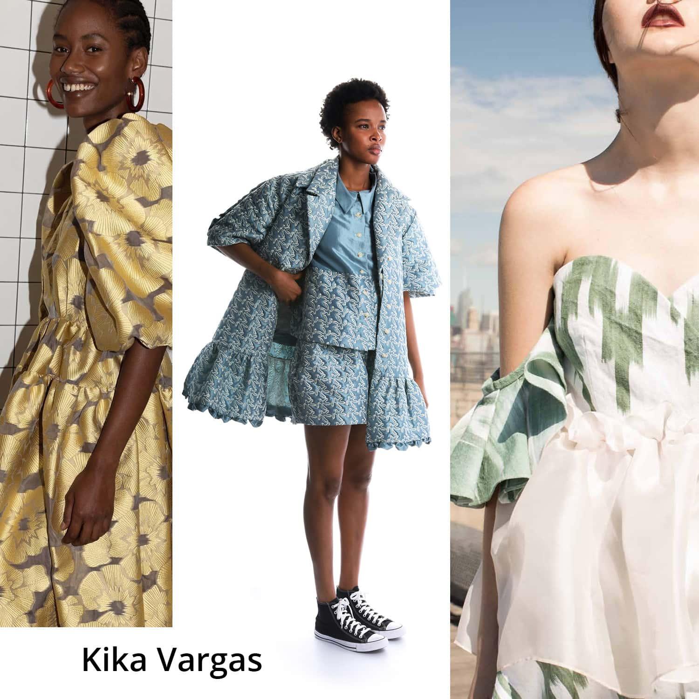 Kika Vargas - Premio LVMH 2021 di RUNWAY MAGAZINE