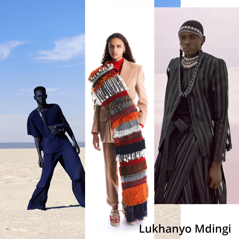 Lukhanyo Mdingi - Premio LVMH 2021 di RUNWAY MAGAZINE
