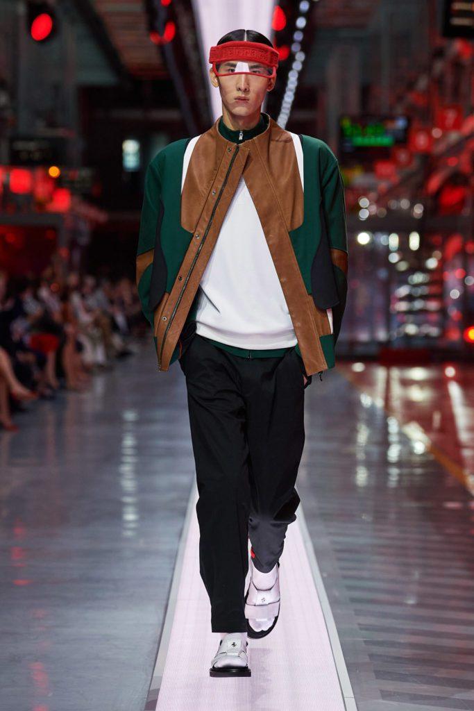 Ferrari First Fashion Show Spring Summer 2022 by RUNWAY MAGAZINE
