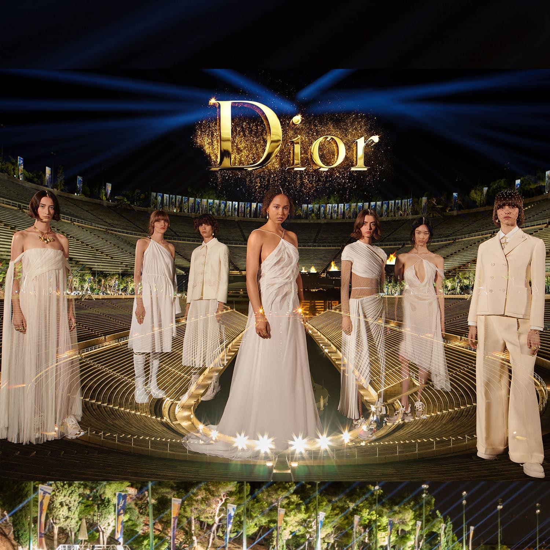 Dior Cruise 2022 Resort por RUNWAY REVISTA