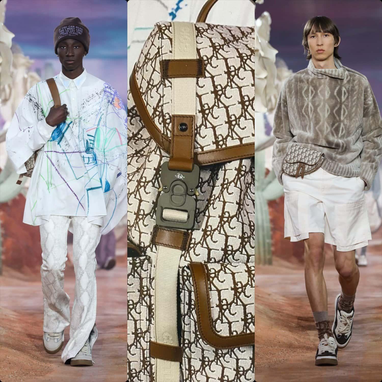 Dior Spring Summer 2022 Herren - Dior Cactus Jack Herren von RUNWAY MAGAZINE