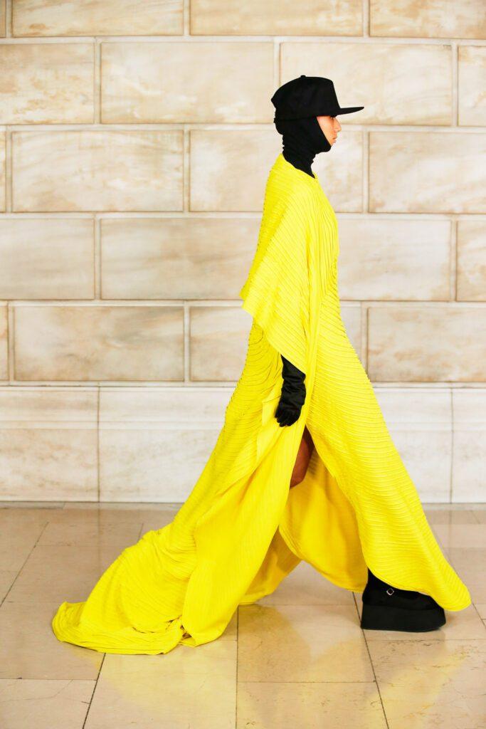 Marc Jacobs Otoño Invierno 2021-2022 por RUNWAY REVISTA