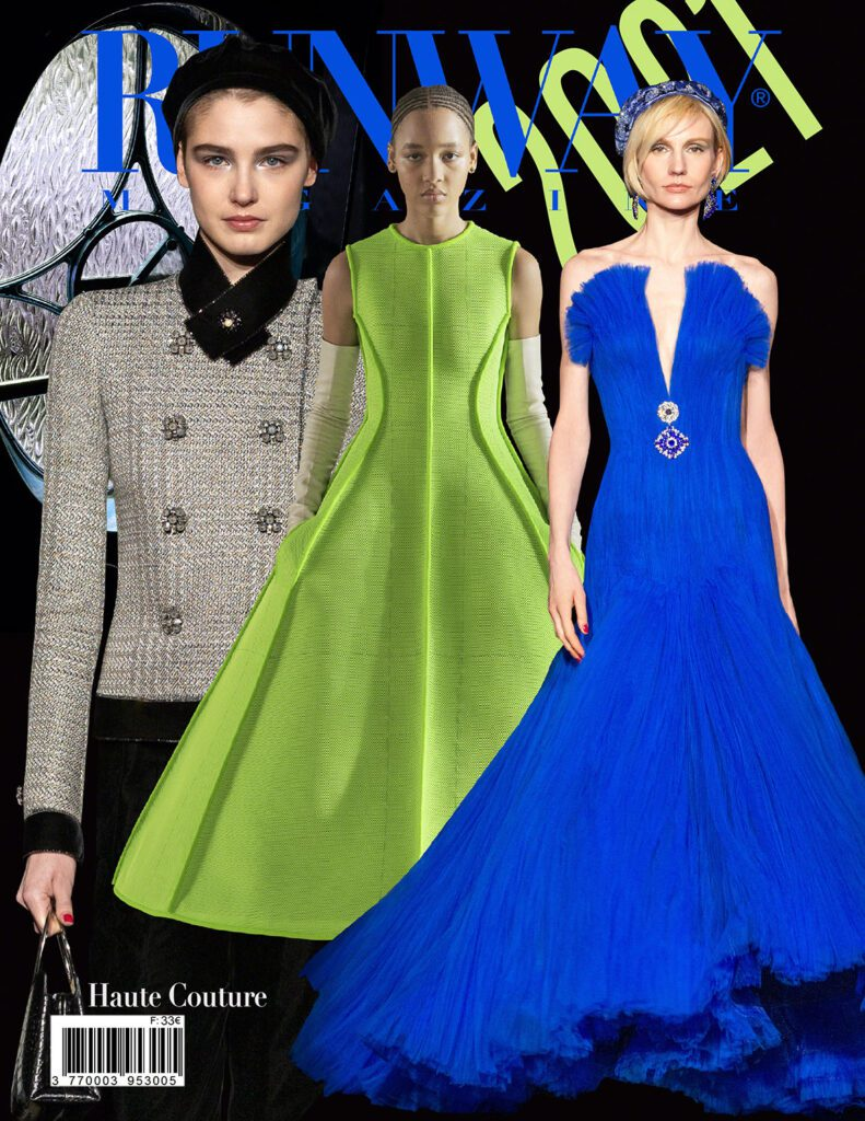 RUNWAY Magazine 2021 issue - Fall Winter 2021-2022 Haute Couture Milan