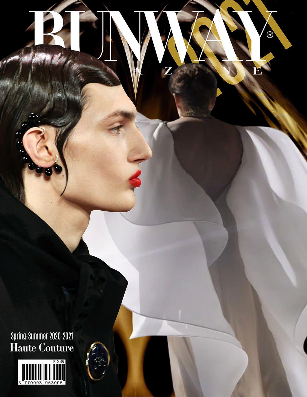 RUNWAY 2021 Magazine issue - Primavera Estate 2021 Haute Couture Parigi