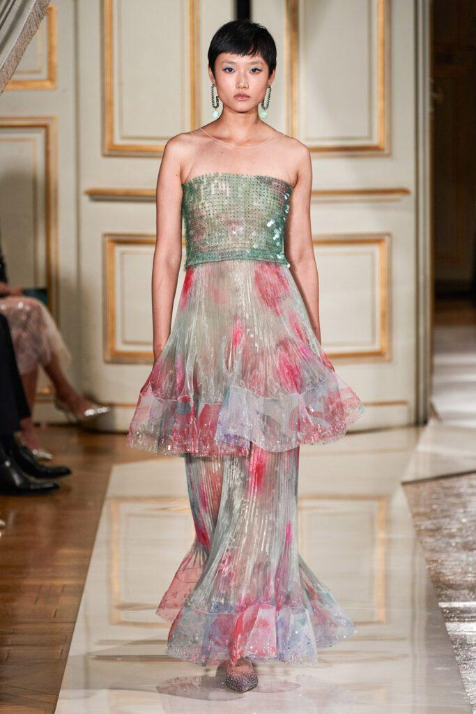 Giorgio Armani Privé Haute Couture осень-зима 2021-2022, автор: RUNWAY ЖУРНАЛ