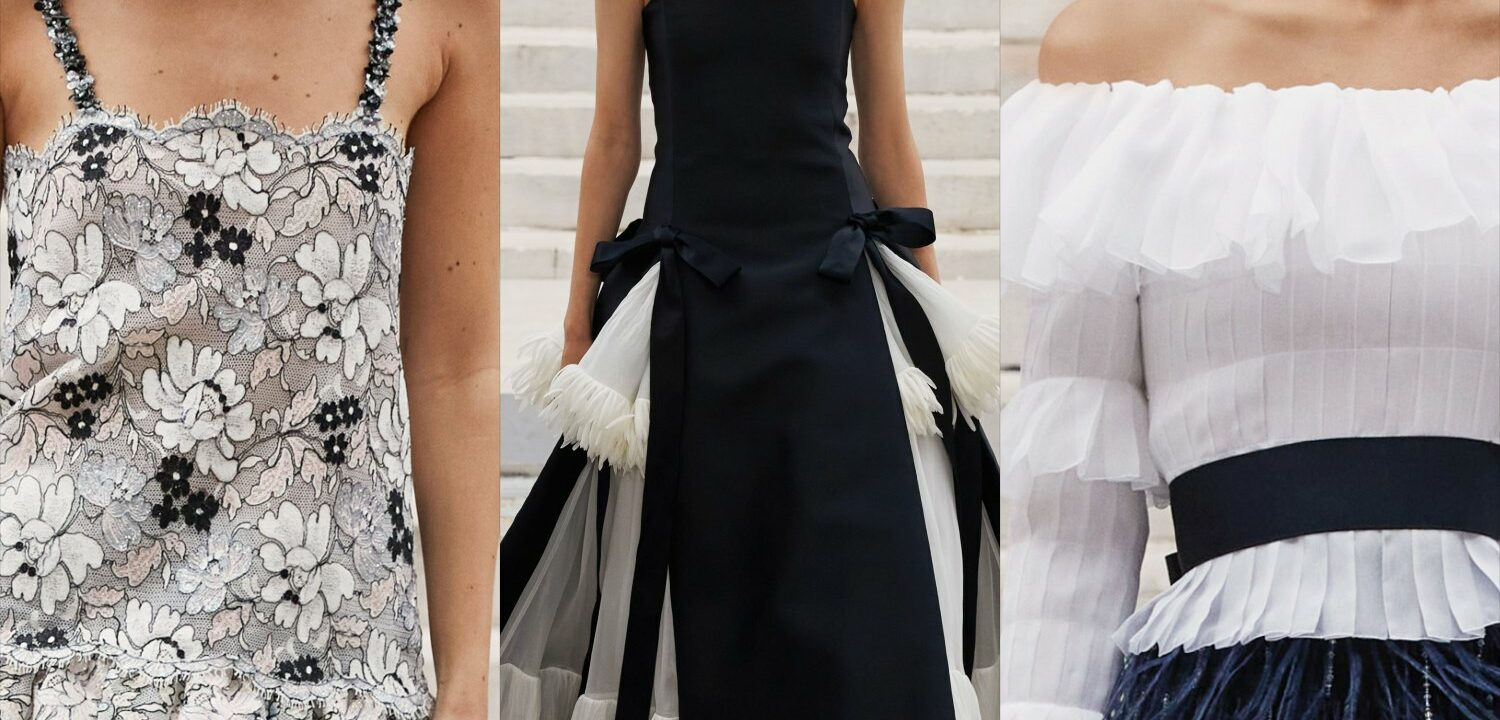 Chanel Haute Couture Fall Winter 2021-2022 by RUNWAY MAGAZINE