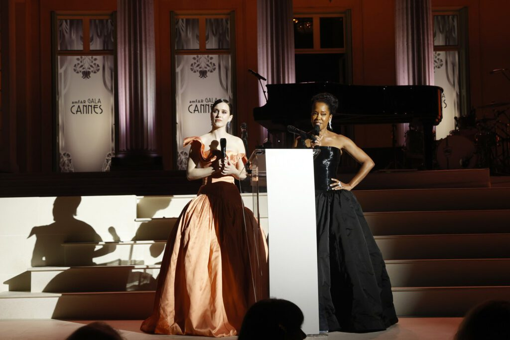 AmfAR Cannes Gala 2021 Show de RUNWAY MAGAZINE