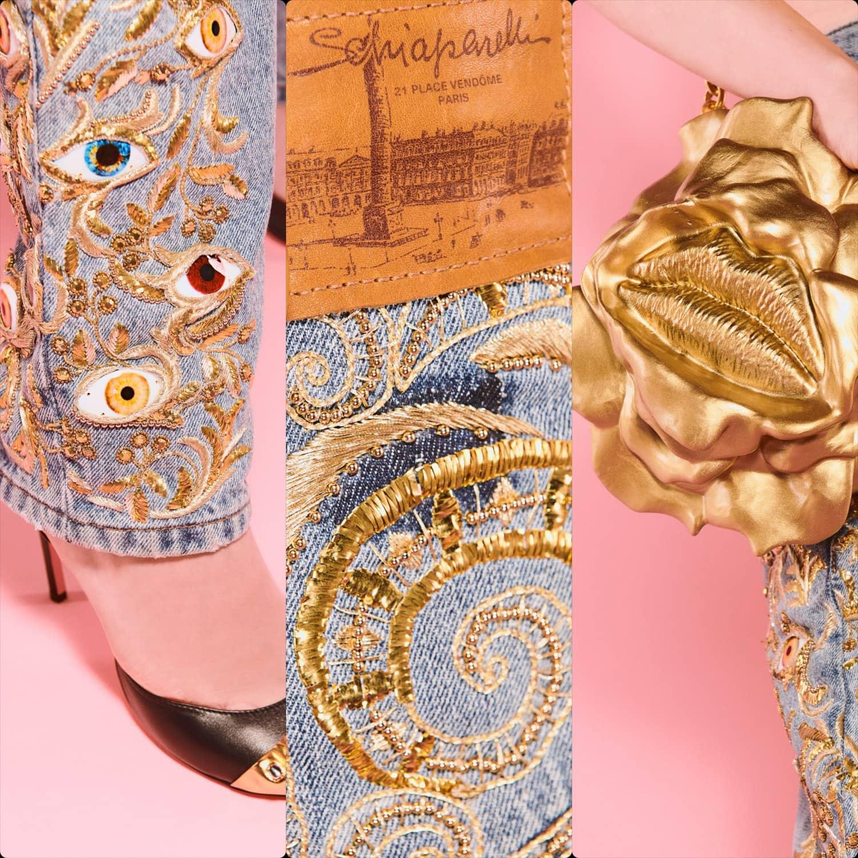 Schiaparelli Haute Couture Otoño Invierno 2021-2022 de RUNWAY REVISTA
