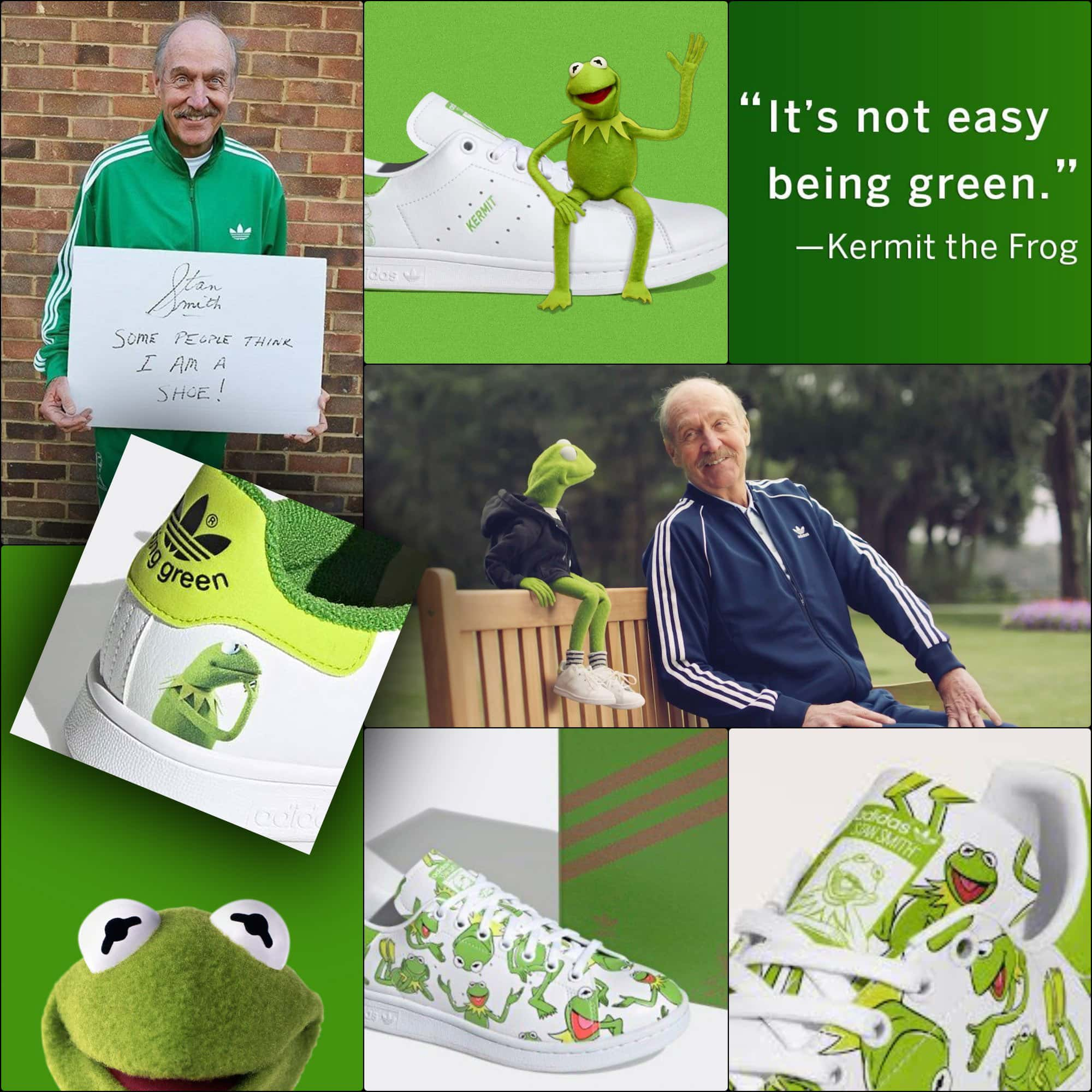 Adidas Not Easy sendo ecologicamente correto por RUNWAY MAGAZINE