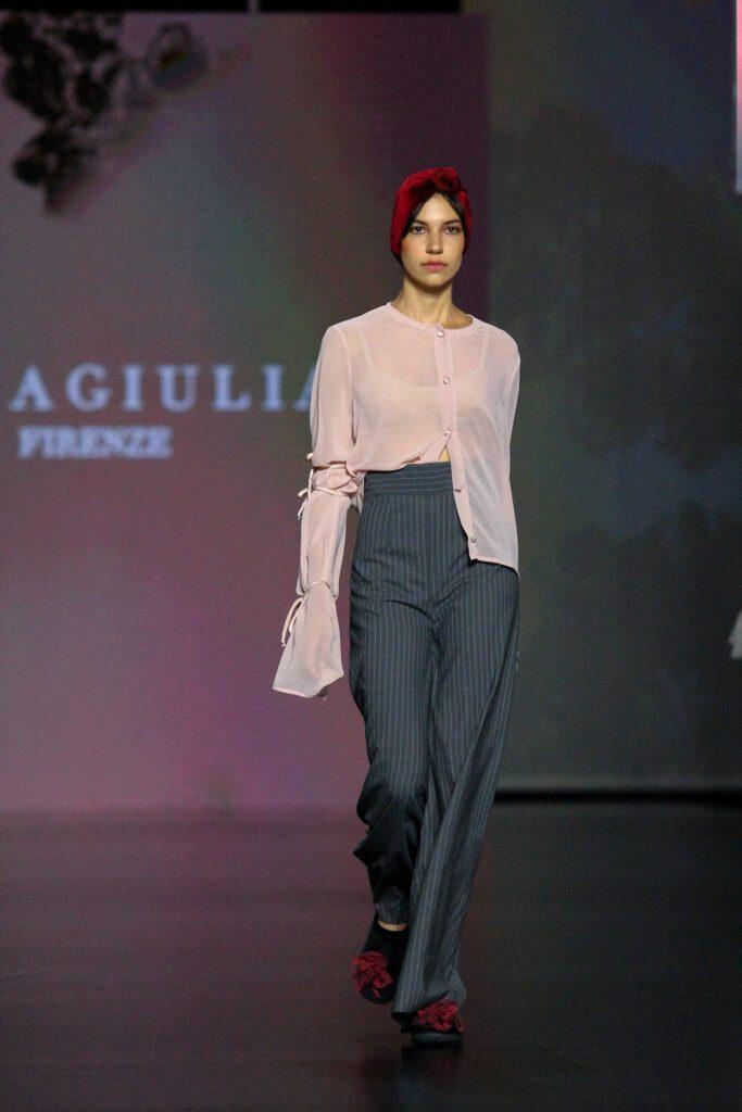 Anna Guilia Firenze AltaRoma 2022 春夏时装周 by RUNWAY 杂志