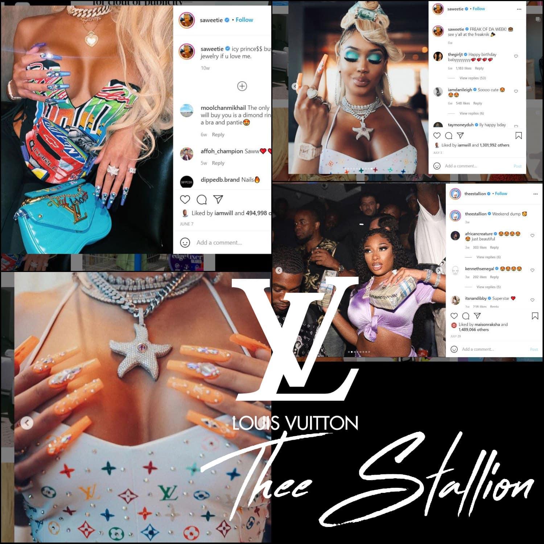 Louis Vuitton pour Toi Stallion