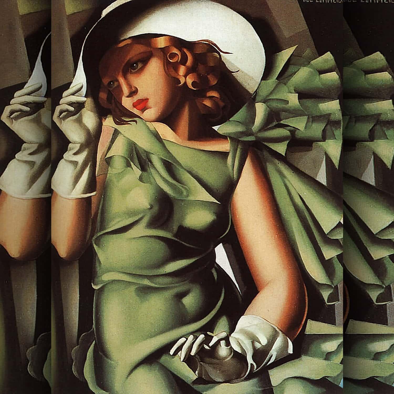 Tamara de Lempicka 1898- 1980