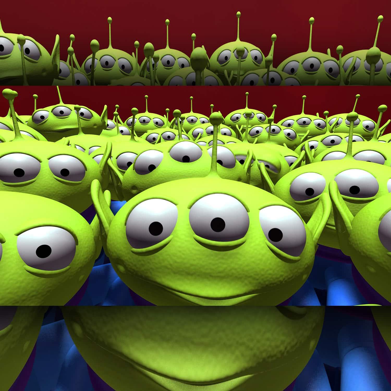 Alieni - Extraterrestri - Toy Story di RUNWAY MAGAZINE