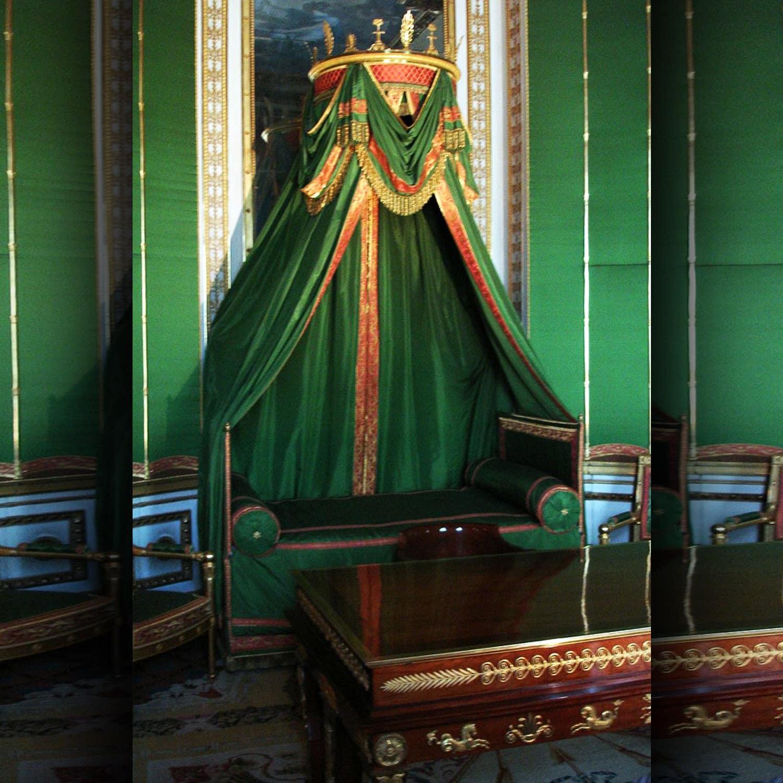 Camera da letto dell'imperatore Napoleone